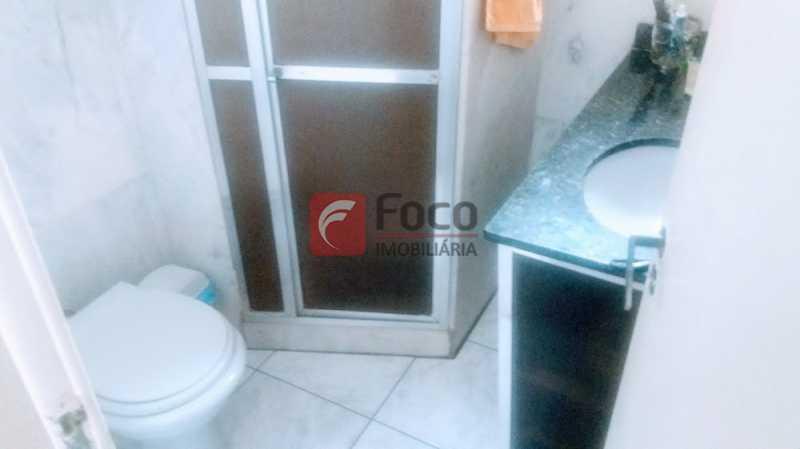 BANHEIRO - Apartamento à venda Rua da Glória,Glória, Rio de Janeiro - R$ 535.000 - FLAP22103 - 12