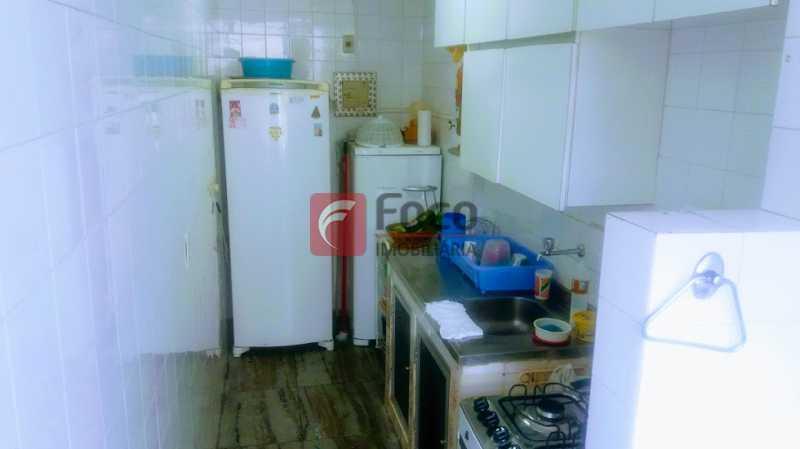 COZINHA - Apartamento à venda Rua da Glória,Glória, Rio de Janeiro - R$ 535.000 - FLAP22103 - 16