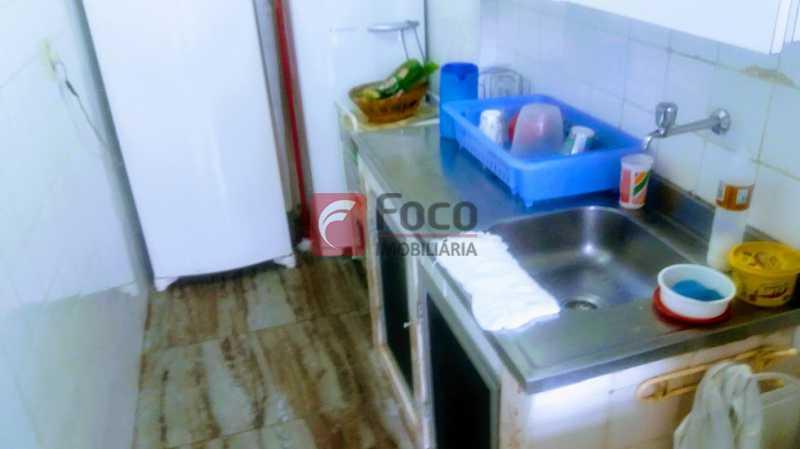 COZINHA - Apartamento à venda Rua da Glória,Glória, Rio de Janeiro - R$ 535.000 - FLAP22103 - 17
