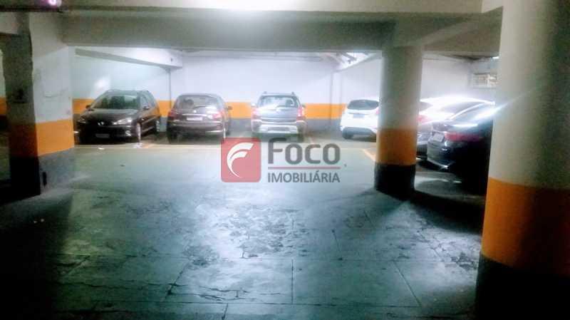 ESTACIONAMENTO - Apartamento à venda Rua da Glória,Glória, Rio de Janeiro - R$ 535.000 - FLAP22103 - 20