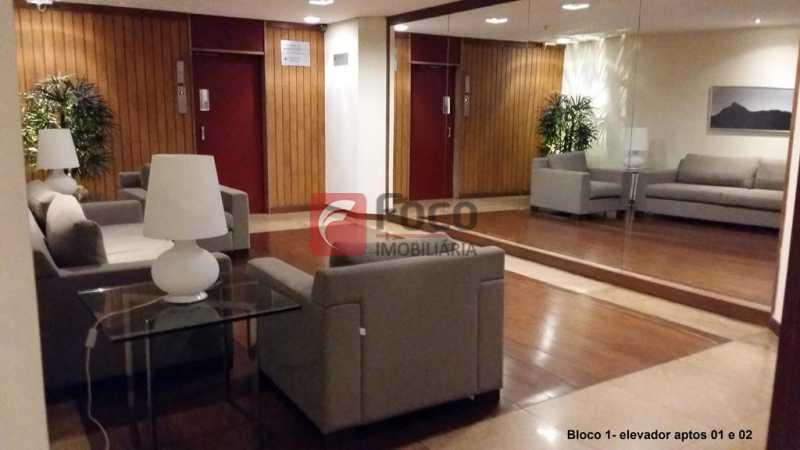 PORTARIA - Apartamento à venda Rua do Humaitá,Humaitá, Rio de Janeiro - R$ 995.000 - FLAP22104 - 31