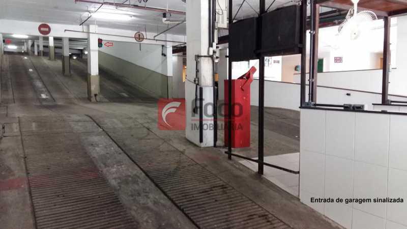 GARAGEM - Apartamento à venda Rua do Humaitá,Humaitá, Rio de Janeiro - R$ 995.000 - FLAP22104 - 30