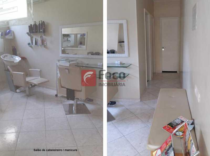SALÃO BELEZA - Apartamento à venda Rua do Humaitá,Humaitá, Rio de Janeiro - R$ 995.000 - FLAP22104 - 21