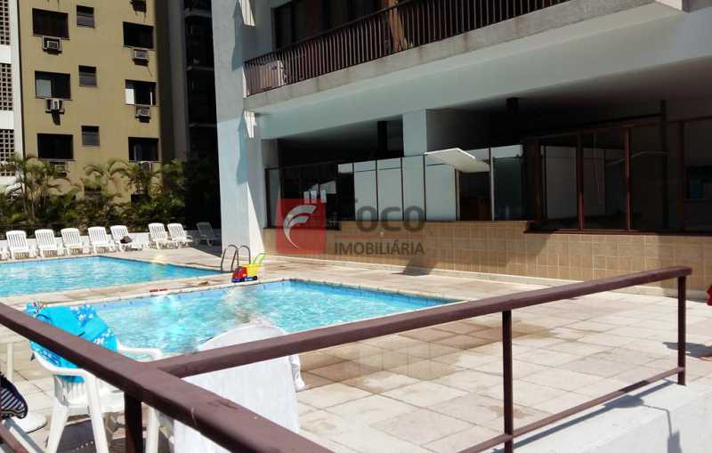 PISCINAS - Apartamento à venda Rua do Humaitá,Humaitá, Rio de Janeiro - R$ 995.000 - FLAP22104 - 29
