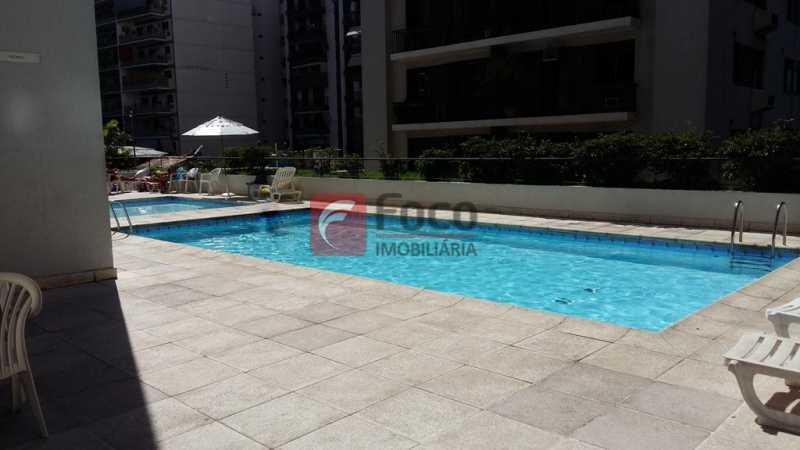 PISCINA - Apartamento à venda Rua do Humaitá,Humaitá, Rio de Janeiro - R$ 995.000 - FLAP22104 - 28