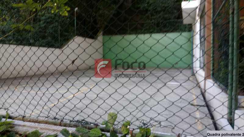 QUADRA ESPORTIVA - Apartamento à venda Rua do Humaitá,Humaitá, Rio de Janeiro - R$ 995.000 - FLAP22104 - 24