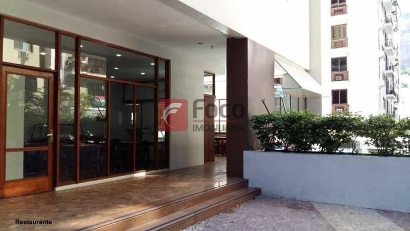SALÃO FESTAS - Apartamento à venda Rua do Humaitá,Humaitá, Rio de Janeiro - R$ 995.000 - FLAP22104 - 23