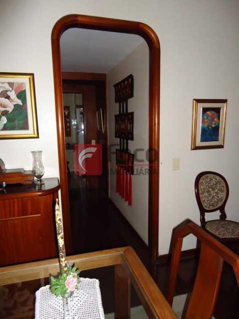 SALA - Apartamento à venda Rua do Humaitá,Humaitá, Rio de Janeiro - R$ 995.000 - FLAP22104 - 3