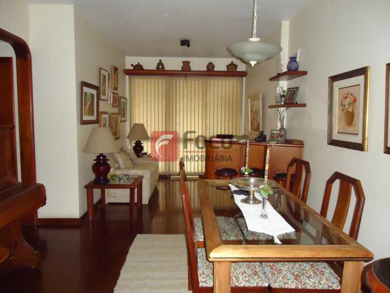 SALA - Apartamento à venda Rua do Humaitá,Humaitá, Rio de Janeiro - R$ 995.000 - FLAP22104 - 1