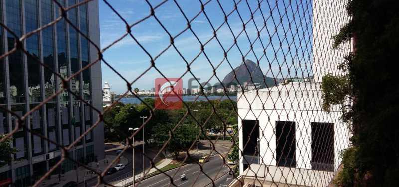 VISTA VARANDA - Apartamento à venda Rua do Humaitá,Humaitá, Rio de Janeiro - R$ 995.000 - FLAP22104 - 6