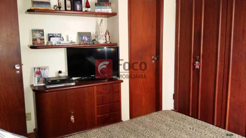 QUARTO SUÍTE - Apartamento à venda Rua do Humaitá,Humaitá, Rio de Janeiro - R$ 995.000 - FLAP22104 - 7