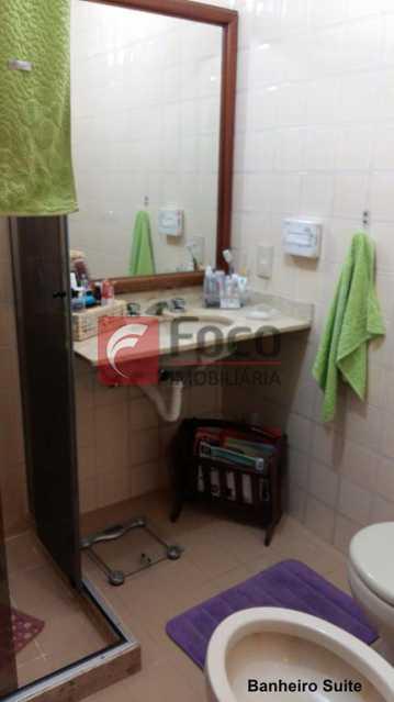 BANHEIRO SUÍTE - Apartamento à venda Rua do Humaitá,Humaitá, Rio de Janeiro - R$ 995.000 - FLAP22104 - 9