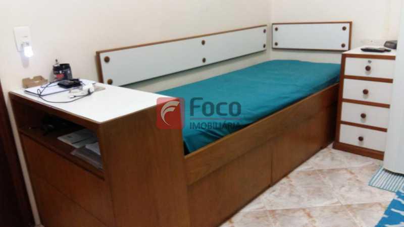 QUARTO 2 - Apartamento à venda Rua do Humaitá,Humaitá, Rio de Janeiro - R$ 995.000 - FLAP22104 - 11