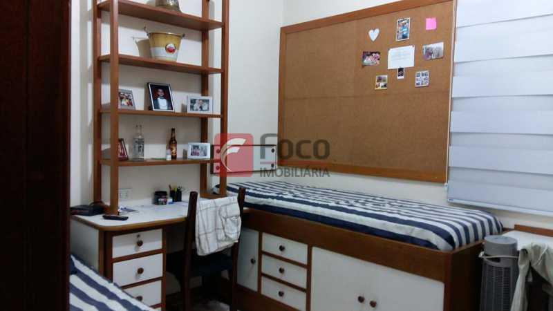 QUARTO 2 - Apartamento à venda Rua do Humaitá,Humaitá, Rio de Janeiro - R$ 995.000 - FLAP22104 - 10