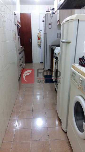 COZINHA - Apartamento à venda Rua do Humaitá,Humaitá, Rio de Janeiro - R$ 995.000 - FLAP22104 - 14