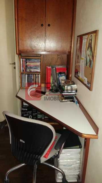 DEPENDÊNCIAS - Apartamento à venda Rua do Humaitá,Humaitá, Rio de Janeiro - R$ 995.000 - FLAP22104 - 18