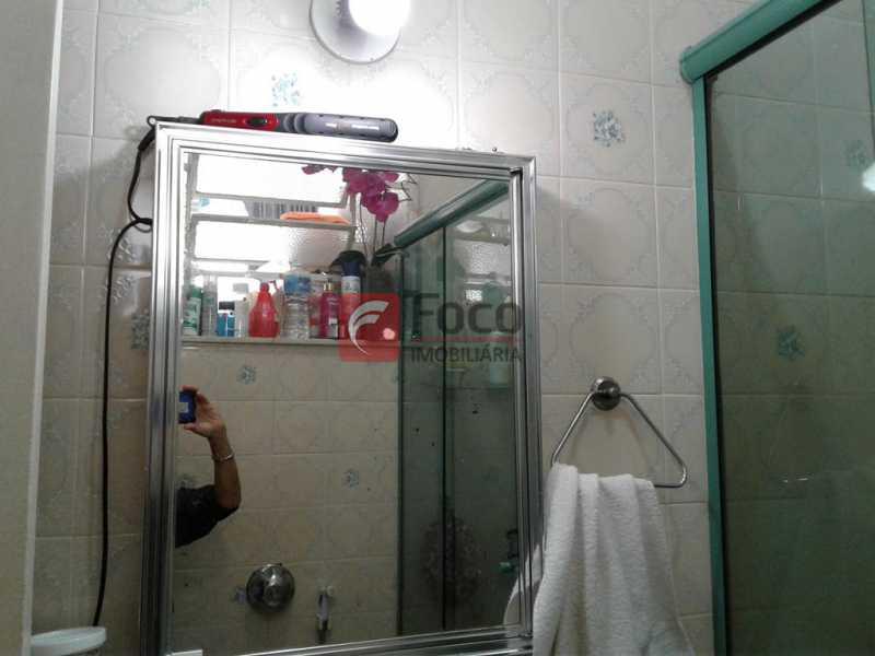 BANHEIRO SOCIAL - Apartamento à venda Rua Andrade Pertence,Catete, Rio de Janeiro - R$ 580.000 - FLAP22112 - 15