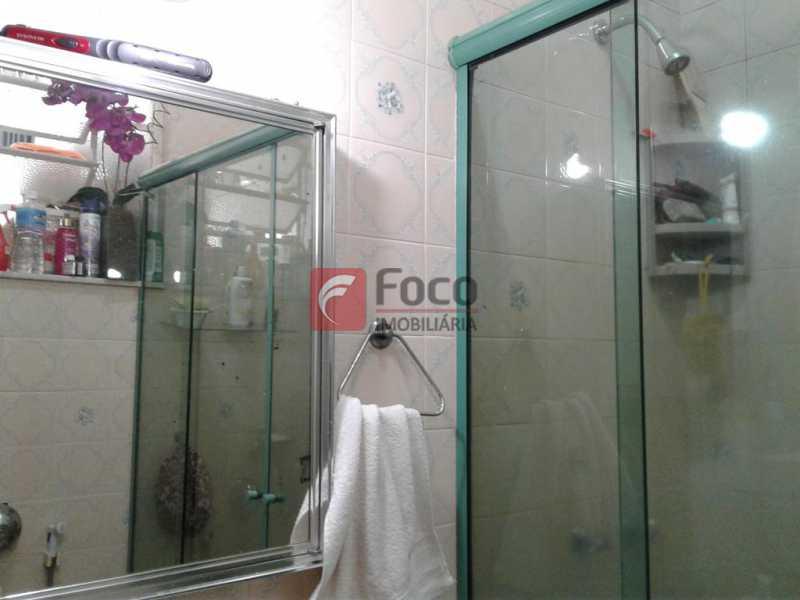 BANHEIRO SOCIAL - Apartamento à venda Rua Andrade Pertence,Catete, Rio de Janeiro - R$ 580.000 - FLAP22112 - 16