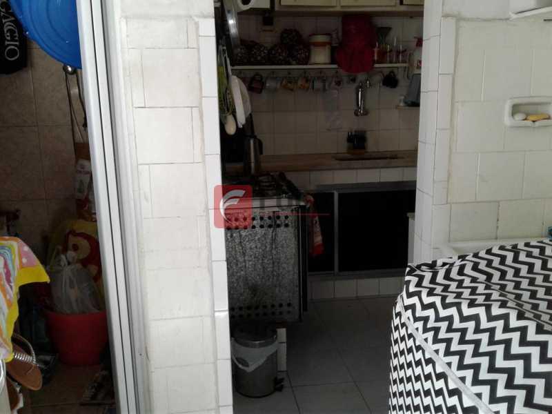 ÁREA SERVIÇO - Apartamento à venda Rua Andrade Pertence,Catete, Rio de Janeiro - R$ 580.000 - FLAP22112 - 21