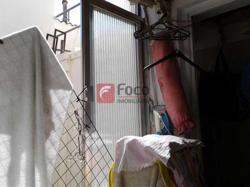 ÁREA SERVIÇO - Apartamento à venda Rua Andrade Pertence,Catete, Rio de Janeiro - R$ 580.000 - FLAP22112 - 22