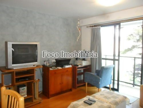 19 - Flat à venda Rua Marechal Mascarenhas de Morais,Copacabana, Rio de Janeiro - R$ 800.000 - JBFL10015 - 1