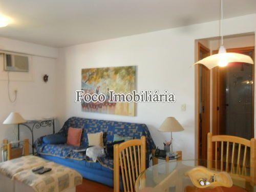 23 - Flat à venda Rua Marechal Mascarenhas de Morais,Copacabana, Rio de Janeiro - R$ 800.000 - JBFL10015 - 4