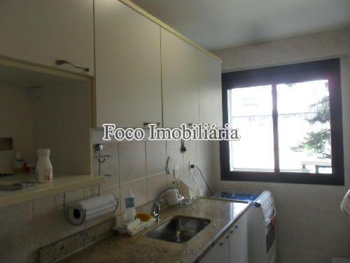 26 - Flat à venda Rua Marechal Mascarenhas de Morais,Copacabana, Rio de Janeiro - R$ 800.000 - JBFL10015 - 9