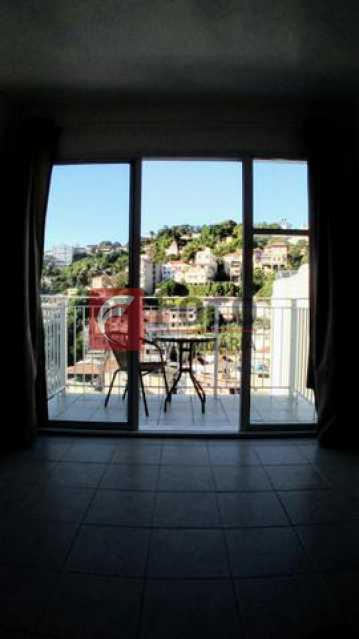VARANDA - Apartamento À VENDA, Centro, Rio de Janeiro, RJ - FLAP11153 - 3