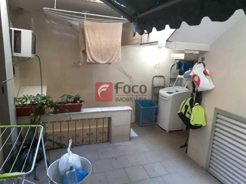 27 - Casa de Vila à venda Rua Santa Pastora,São Cristóvão, Rio de Janeiro - R$ 850.000 - JBCV50002 - 5