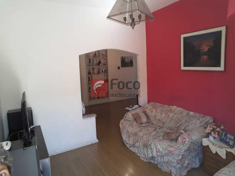 17 - Casa de Vila à venda Rua Santa Pastora,São Cristóvão, Rio de Janeiro - R$ 850.000 - JBCV50002 - 4