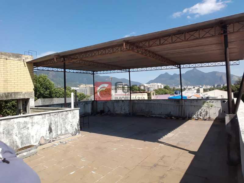 12 - Casa de Vila à venda Rua Santa Pastora,São Cristóvão, Rio de Janeiro - R$ 850.000 - JBCV50002 - 17