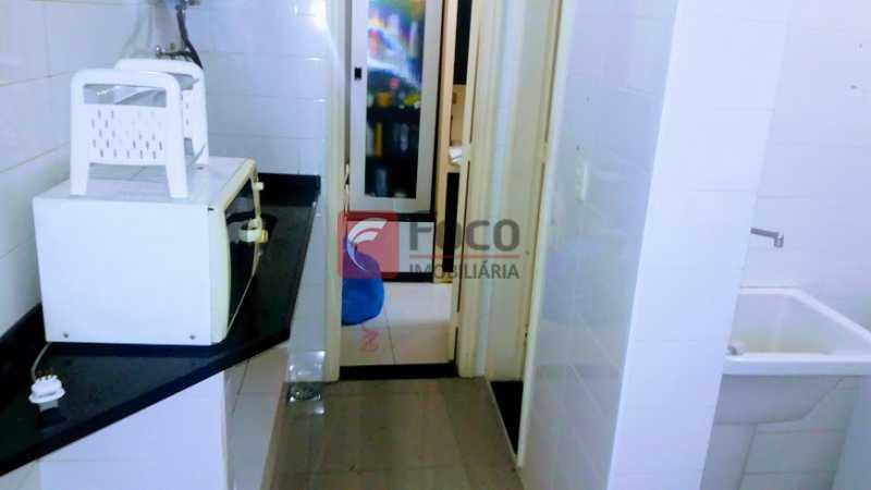 DEPENDÊNCIA - Apartamento À VENDA, Flamengo, Rio de Janeiro, RJ - FLAP31961 - 21