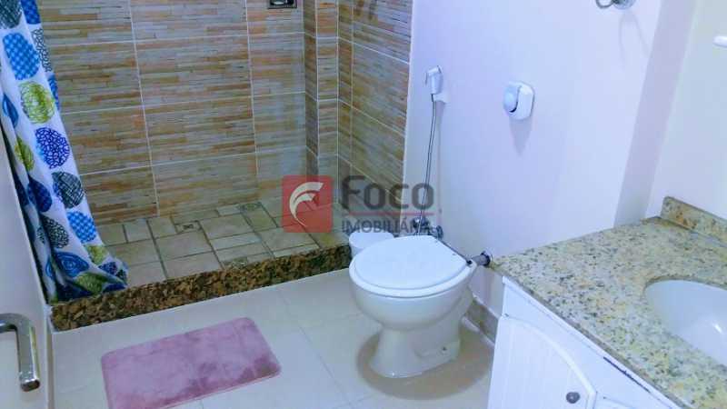 BANHEIRO SOCIAL - Apartamento À VENDA, Flamengo, Rio de Janeiro, RJ - FLAP31961 - 14