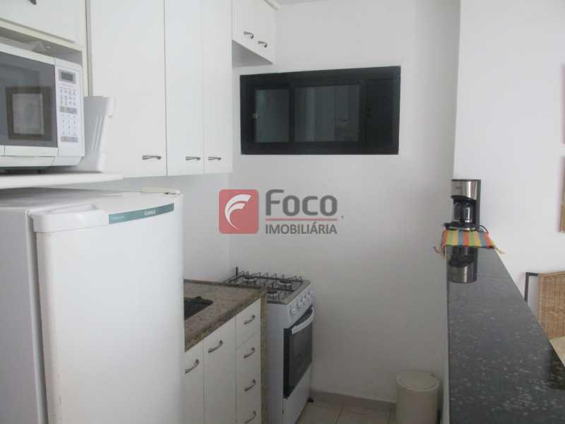 Cozinha 3 - Flat à venda Rua Prudente de Morais,Ipanema, Rio de Janeiro - R$ 950.000 - JBFL10027 - 17