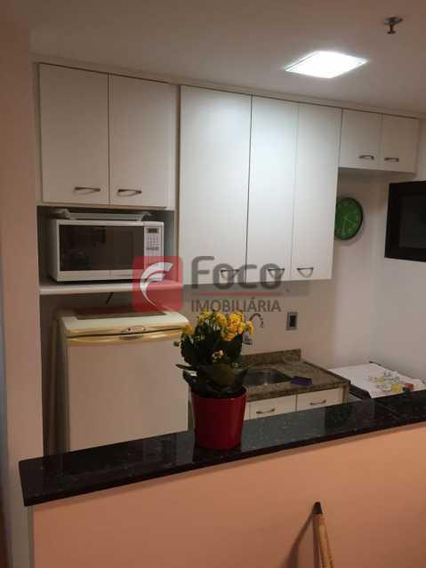 Cozinha Americana - Flat à venda Rua Prudente de Morais,Ipanema, Rio de Janeiro - R$ 950.000 - JBFL10027 - 19