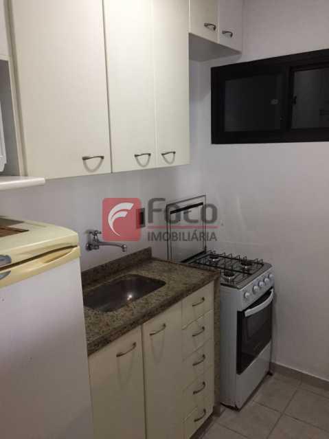 Cozinha - Flat à venda Rua Prudente de Morais,Ipanema, Rio de Janeiro - R$ 950.000 - JBFL10027 - 16