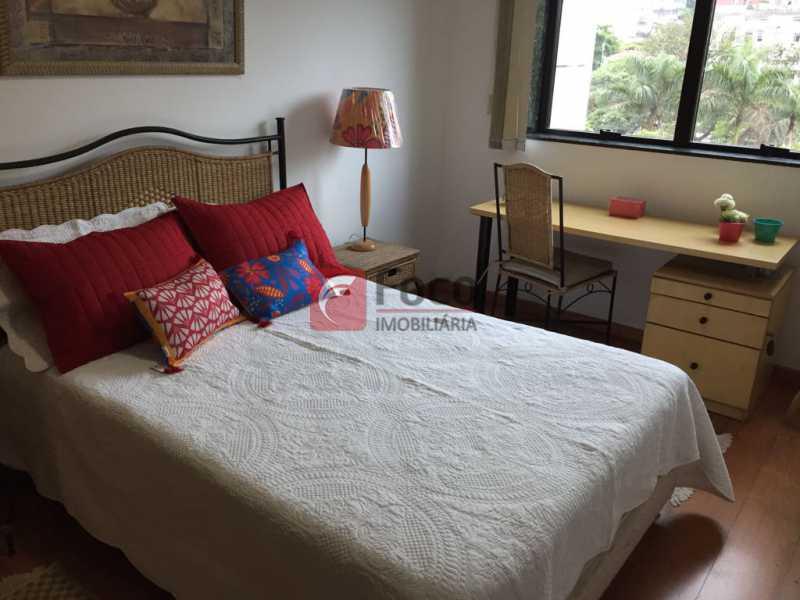 Quarto 3 - Flat à venda Rua Prudente de Morais,Ipanema, Rio de Janeiro - R$ 950.000 - JBFL10027 - 7