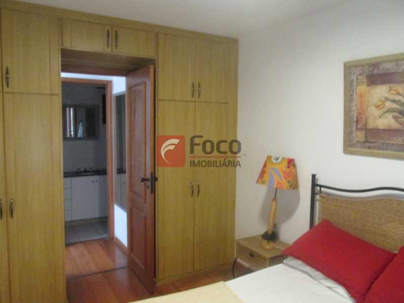 Quarto 4 - Flat à venda Rua Prudente de Morais,Ipanema, Rio de Janeiro - R$ 950.000 - JBFL10027 - 9