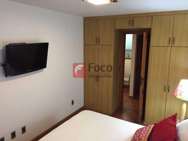 Quarto2 - Flat à venda Rua Prudente de Morais,Ipanema, Rio de Janeiro - R$ 950.000 - JBFL10027 - 25