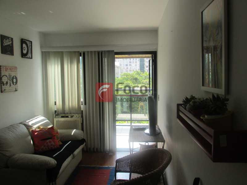 Sala 2 - Flat à venda Rua Prudente de Morais,Ipanema, Rio de Janeiro - R$ 950.000 - JBFL10027 - 1