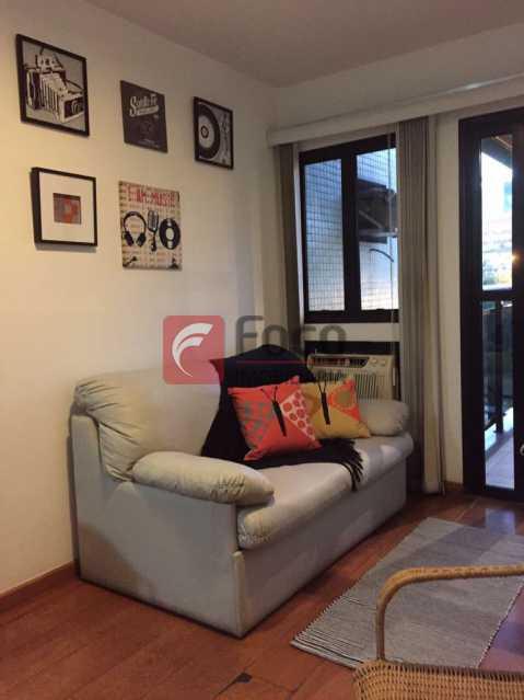 Sala 3 - Flat à venda Rua Prudente de Morais,Ipanema, Rio de Janeiro - R$ 950.000 - JBFL10027 - 26