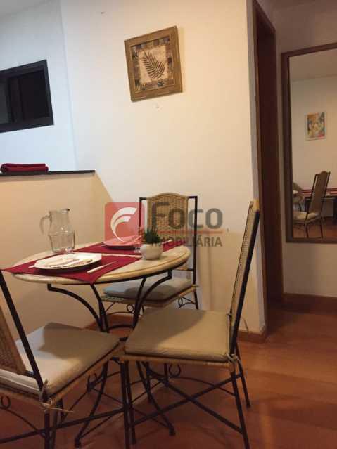 Sala 4 - Flat à venda Rua Prudente de Morais,Ipanema, Rio de Janeiro - R$ 950.000 - JBFL10027 - 27