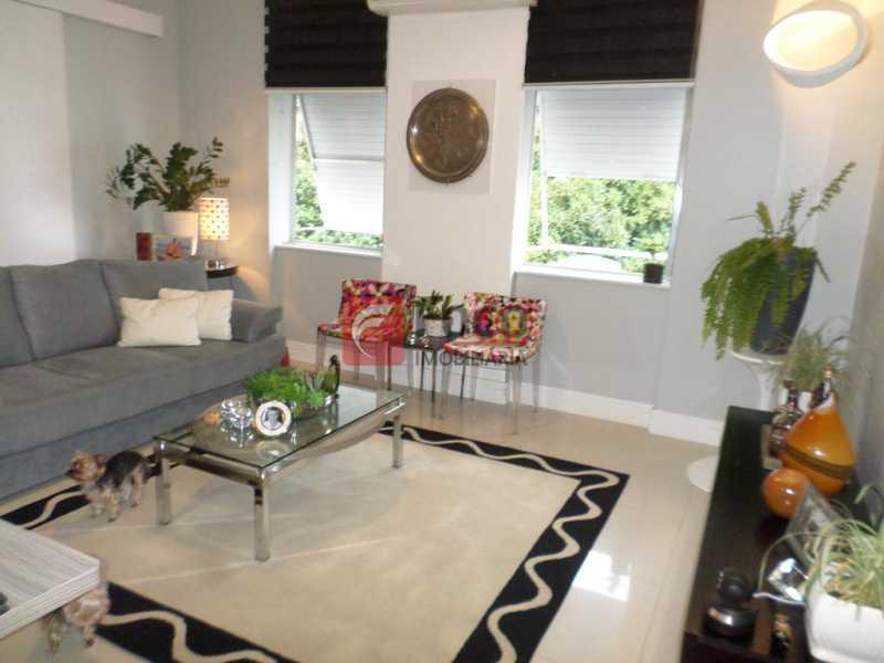 SALA - Apartamento à venda Rua Nascimento Silva,Ipanema, Rio de Janeiro - R$ 1.550.000 - FLAP31986 - 3