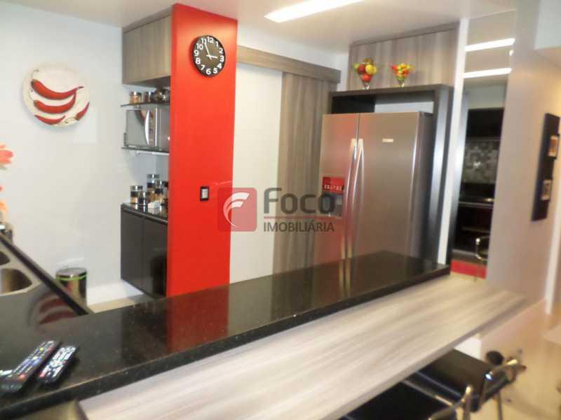 COZINHA - Apartamento à venda Rua Nascimento Silva,Ipanema, Rio de Janeiro - R$ 1.550.000 - FLAP31986 - 19