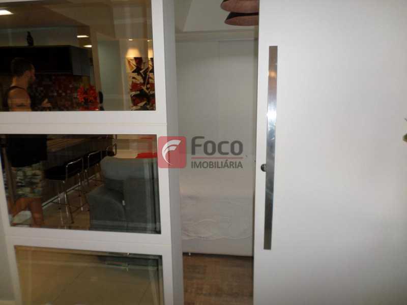 VISTA SALA PARA QUARTO - Apartamento à venda Rua Nascimento Silva,Ipanema, Rio de Janeiro - R$ 1.550.000 - FLAP31986 - 7