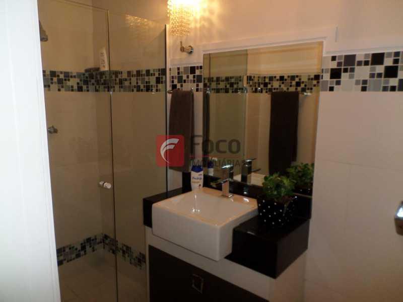 BANHEIRO SOCIAL - Apartamento à venda Rua Nascimento Silva,Ipanema, Rio de Janeiro - R$ 1.550.000 - FLAP31986 - 17