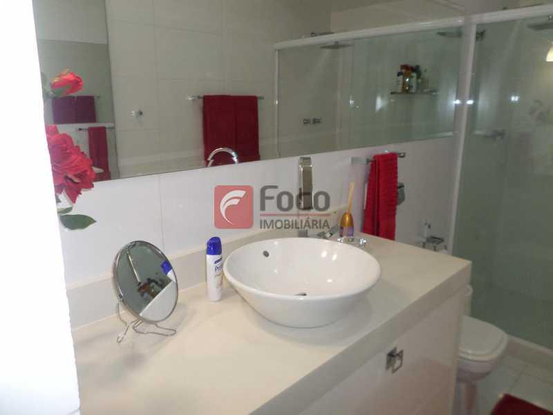 BANHEIRO SUÍTE - Apartamento à venda Rua Nascimento Silva,Ipanema, Rio de Janeiro - R$ 1.550.000 - FLAP31986 - 14