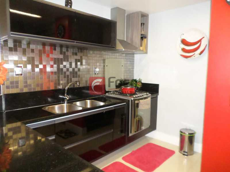 COZINHA - Apartamento à venda Rua Nascimento Silva,Ipanema, Rio de Janeiro - R$ 1.550.000 - FLAP31986 - 26