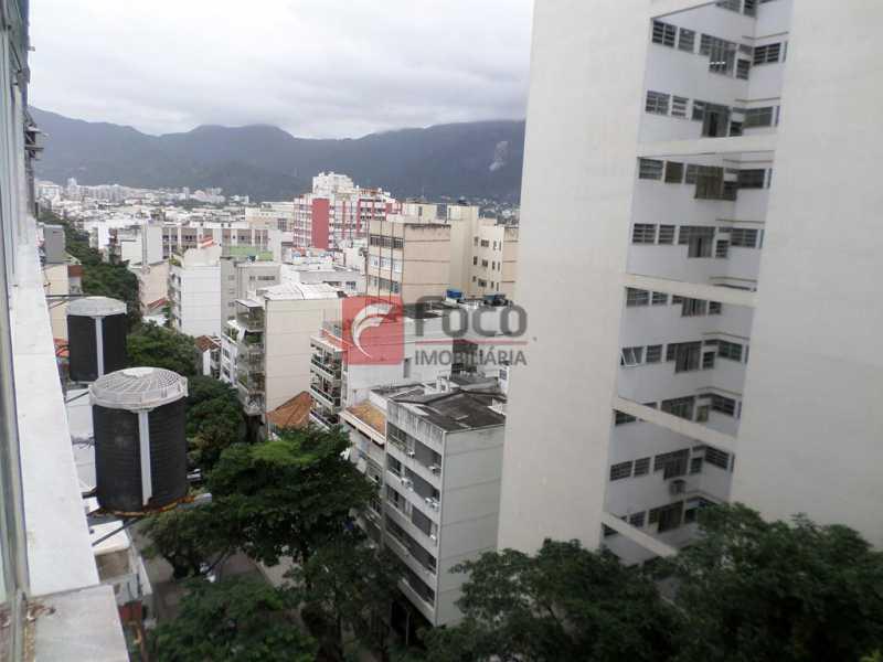 VISTA SALA/SUÍTE - Apartamento à venda Rua Nascimento Silva,Ipanema, Rio de Janeiro - R$ 1.550.000 - FLAP31986 - 23