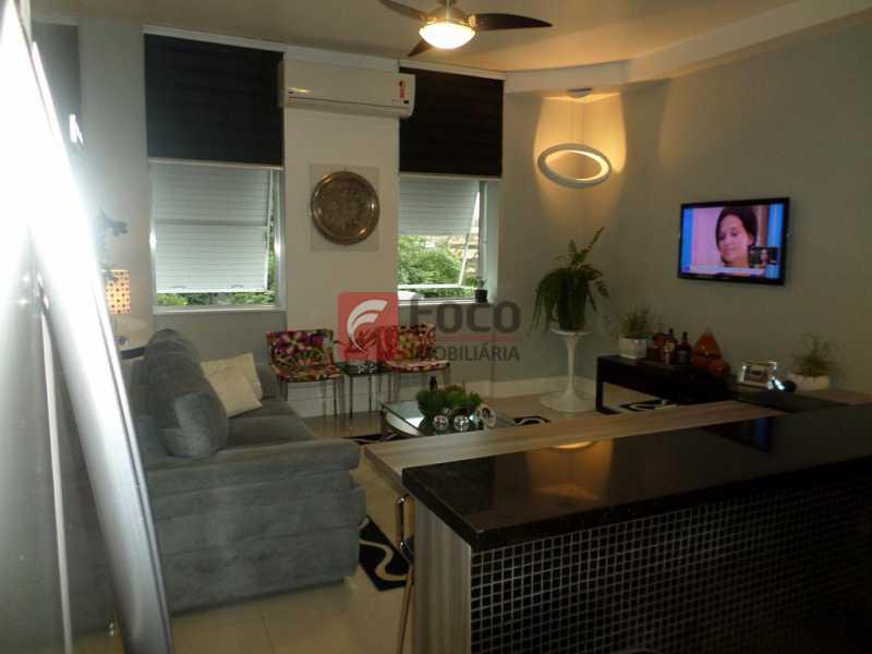 SALA - Apartamento à venda Rua Nascimento Silva,Ipanema, Rio de Janeiro - R$ 1.550.000 - FLAP31986 - 4